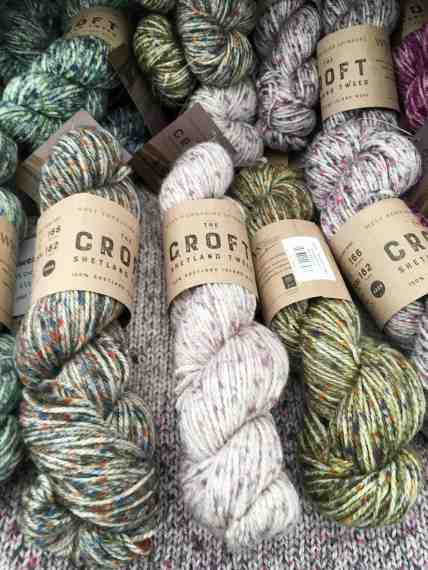 Yarn at The Handmade Fair by DoraDoes
